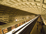 Dupont Circle Metro  Washington DC  USA  District of Columbia