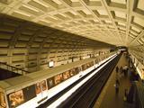 Dupont Circle Metro  Washington DC  USA  District of Columbia