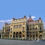 Parliament Building  Budapest  Hungary