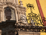 Wrought-Iron Gate  Guanajuato  Mexico