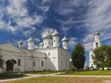 Yuryev Monastery  Novgorod Oblast  Veliky Novgorod  Russia