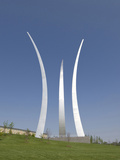 Air Force Memorial  Arlington  Virginia  USA  District of Columbia