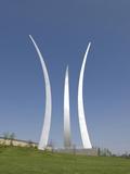 Air Force Memorial  Arlington  Virginia  USA  District of Columbia