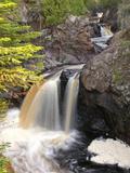 Cascade River State Park  Lutsen  Minnesota  USA