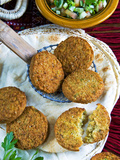 Falafel  Chickpeas Croquettes  Arabic Countries  Arabic Cooking