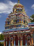 Sri Siva Subramaniya Swami Temple  Nadi  Viti Levu  Fiji  South Pacific