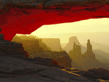 Mesa Arch  Canyonlands National Park  Utah  USA