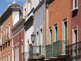 Facade  Guanajuato  Mexico