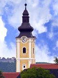 Krems an Der Donau  Mautern Church  Stift Gottweig  Wachau  Austria