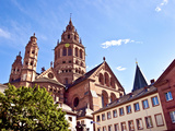 Saint Martin's Cathedral  Mainz  Germany