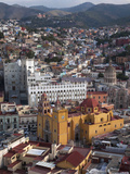 El Pipila Scenic Viewpoint  Guanajuato  Mexico
