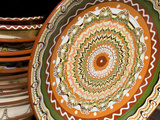 Traditional Bulgarian Handicraft Pottery  UNESCO World Heritage Site  Nessebur  Bulgaria
