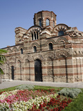 Christ Pantocrator Church  UNESCO World Heritage Site  Nessebur  Bulgaria