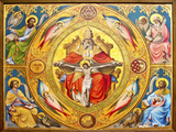Altar Painting  Cologne  Germany