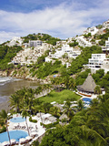 Resorts and Mansions by Acapulco Beach  Acapulco  Mexico