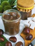 Chestnut (Castanea Sativa) Jam in Jar