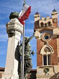City Hall  Montecatini Alto  Tuscany  Italy