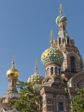 Cathedral of the Resurrection  St Petersburg  Russia