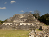 Altun Ha Mayan Site  Belize