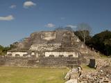 Altun Ha Mayan Site  Belize