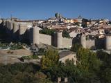 Las Murallas  Avila  Spain