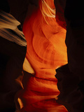 Slot Canyon  Upper Antelope Canyon  Arizona  USA