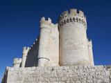 Castillo Penafiel  Penafiel  Valladolid Province  Spain