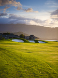 Makai Golf Course  Kauai  Hawaii  USA