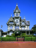 Carson Mansion  Eureka  California  USA