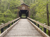 Mckee Covered Bridge  Jacksonville  Oregon  USA