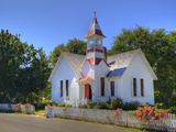Oysterville Church  Oysterville  Washington  USA