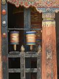 Jampey Lhakhang Temple  Bumthang  Bhutan