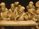 Jade Carving at Suzhou Museum  Suzhou  Jiangsu  China