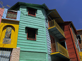 La Boca Neighborhood  Buenos Aires  Argentina
