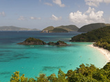 Underwater Snorkeling Trail  St John  United States Virgin Islands  USA  US Virgin Islands