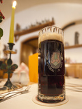 Smoked Beer at the Hotel Post Restaurant in Burghausen  Germany