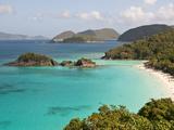 Underwater Snorkeling Trail  St John  United States Virgin Islands  USA  US Virgin Islands