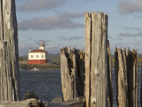 Coquille River Lighthouse  Bandon  Oregon  USA