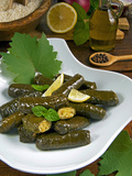 Stuffed Vine Leaves  Dolmades  Arabic Countries  Arabic Cooking  Greek Food  Turkish Food