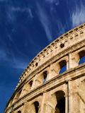 Italy  Rome  Roman Coliseum