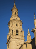 Cathedral of Santa Maria De La Redonda  Logrono  Spain