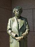 Franklin Delano Roosevelt Memorial  Washington DC  USA  District of Columbia