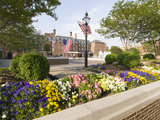 Alexandria's Old Town  Washington DC  USA  District of Columbia