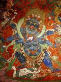 Thikese Monastery  Interior  Ladakh  India