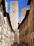 Becci De Cuganesi Tower  Via San Giovani  San Gimignano  Tuscany  Italy