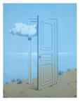 La Victoire, 1938 Reproduction d'art par Rene Magritte