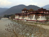 Punakha Dzong  Punakha  Bhutan