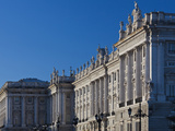 Palacio Real  Madrid  Spain