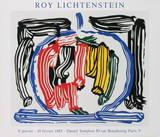 Reflets Reproduction pour collectionneurs par Roy Lichtenstein