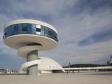 Centro Niemeyer  Aviles  Spain